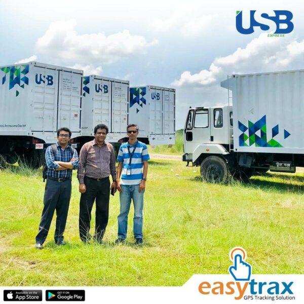 Easytrax and USB Express - US Bangla Agreement